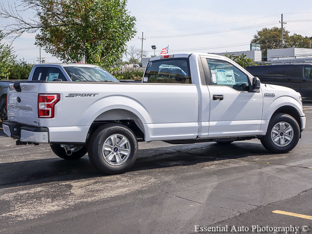 2018 F-150 Regular Cab 4x2,  Pickup #180045 - photo 9