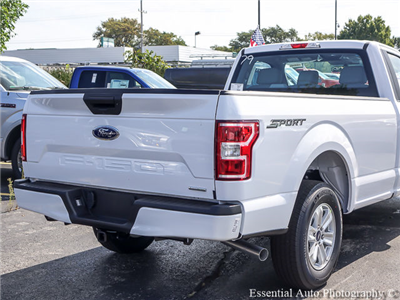 2018 F-150 Regular Cab 4x2,  Pickup #180045 - photo 2