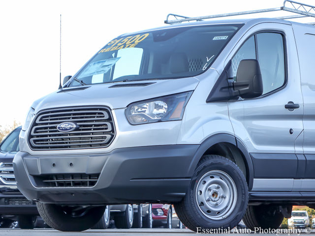 2018 Transit 250 Low Roof, Weather Guard Van Upfit #180074 - photo 4