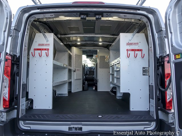 2018 Transit 250 Low Roof, Weather Guard Van Upfit #180074 - photo 2
