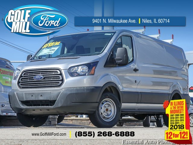 2018 Transit 250 Low Roof 4x2,  Weather Guard Upfitted Cargo Van #180090 - photo 1