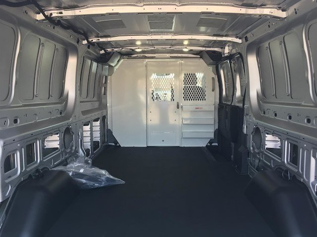 2018 Transit 250 Low Roof 4x2,  Weather Guard Upfitted Cargo Van #180090 - photo 2