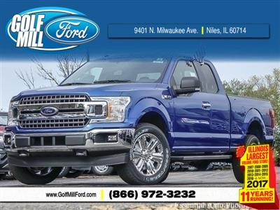 2018 F-150 Super Cab 4x4,  Pickup #180126 - photo 1