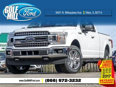 2018 F-150 Super Cab 4x4, Pickup #180142 - photo 1
