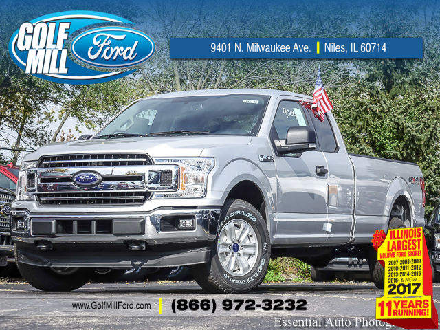 2018 F-150 Super Cab 4x4, Pickup #180145 - photo 1