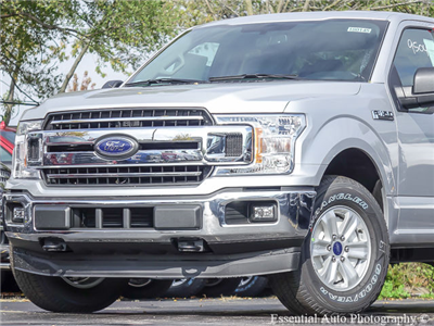2018 F-150 Super Cab 4x4, Pickup #180145 - photo 3