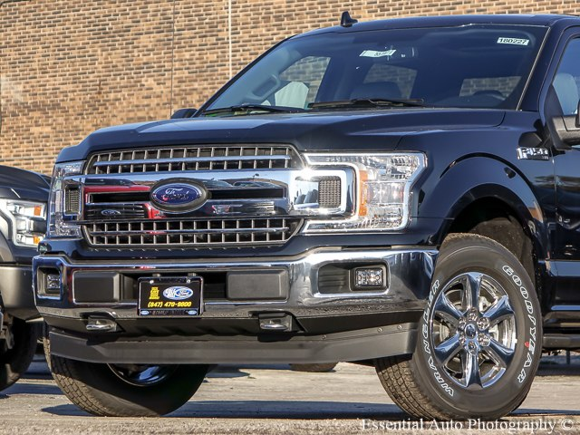 2018 F-150 Crew Cab 4x4, Pickup #180227 - photo 3