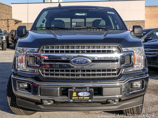 2018 F-150 Crew Cab 4x4, Pickup #180227 - photo 5