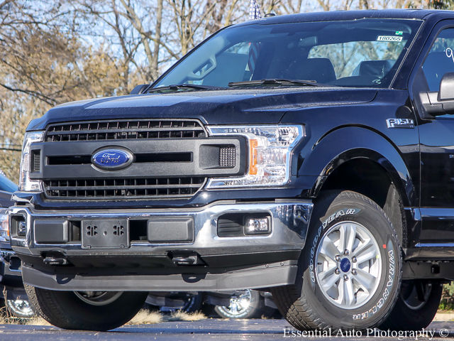 2018 F-150 Regular Cab 4x4, Pickup #180265 - photo 3