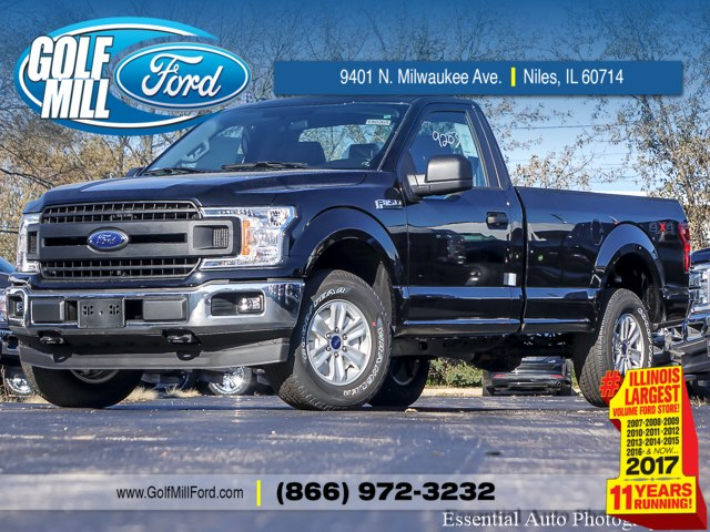 2018 F-150 Regular Cab 4x4, Pickup #180265 - photo 1