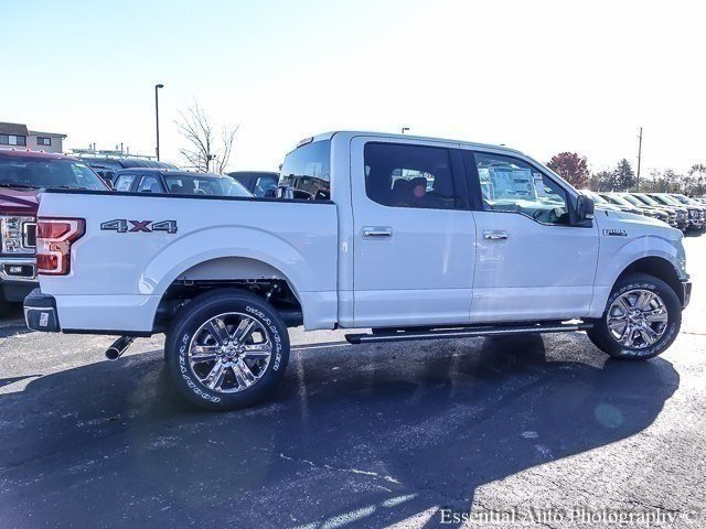 2018 F-150 SuperCrew Cab 4x4, Pickup #180269 - photo 2