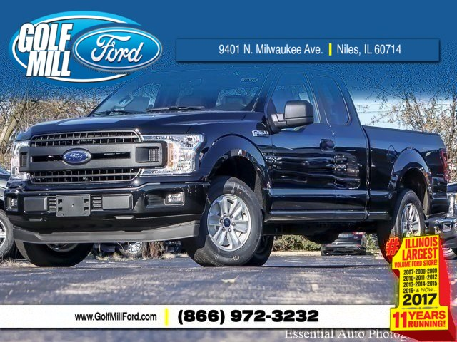 2018 F-150 Super Cab, Pickup #180308 - photo 1