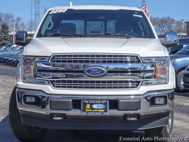 2018 F-150 SuperCrew Cab 4x4, Pickup #180315 - photo 5