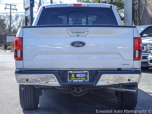2018 F-150 SuperCrew Cab 4x4, Pickup #180315 - photo 6