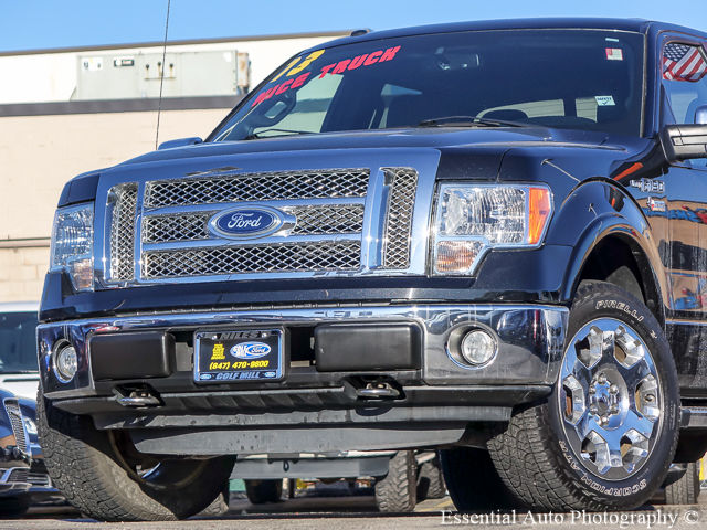 2012 F-150 Super Cab 4x4, Pickup #180330A - photo 3