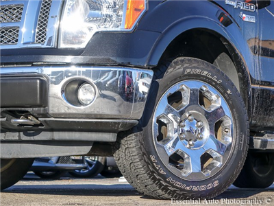 2012 F-150 Super Cab 4x4, Pickup #180330A - photo 4