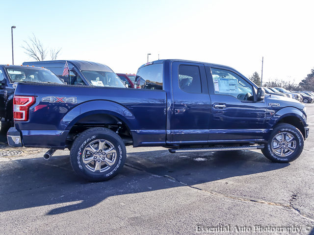 2018 F-150 Super Cab 4x4, Pickup #180414 - photo 9