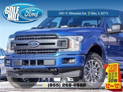 2018 F-150 Super Cab 4x4, Pickup #180466 - photo 1