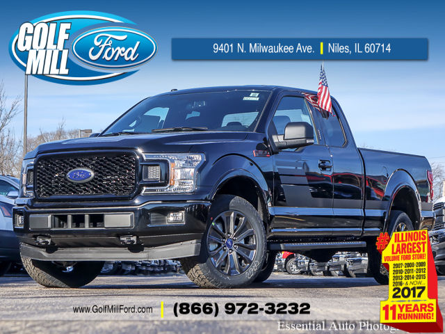 2018 F-150 Super Cab 4x4, Pickup #180503 - photo 1