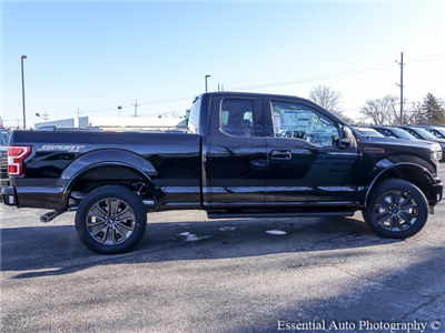 2018 F-150 Super Cab 4x4, Pickup #180503 - photo 10