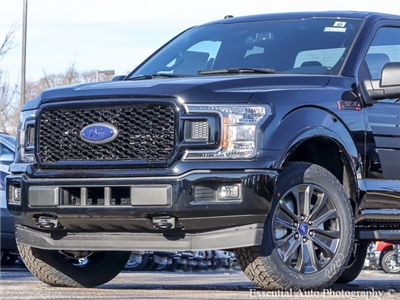 2018 F-150 Super Cab 4x4, Pickup #180503 - photo 3