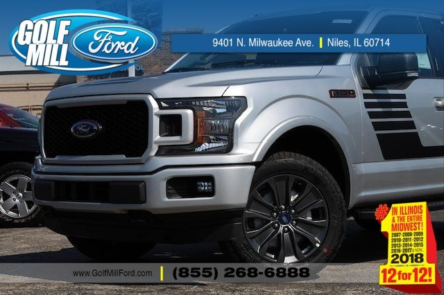 2018 F-150 Super Cab 4x4,  Pickup #180525 - photo 1