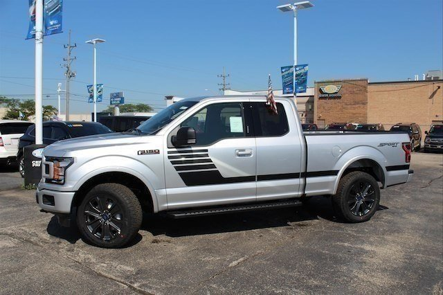 2018 F-150 Super Cab 4x4,  Pickup #180525 - photo 2
