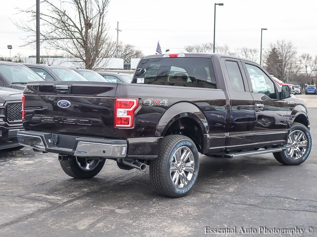 2018 F-150 Super Cab 4x4, Pickup #180539 - photo 2