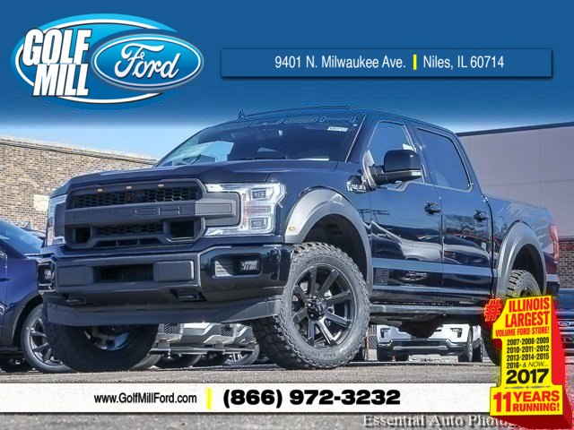2018 F-150 SuperCrew Cab 4x4,  Pickup #180712 - photo 1