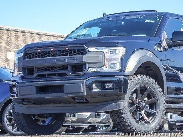 2018 F-150 SuperCrew Cab 4x4,  Pickup #180712 - photo 3