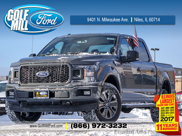 2018 F-150 SuperCrew Cab 4x4,  Pickup #180725 - photo 1