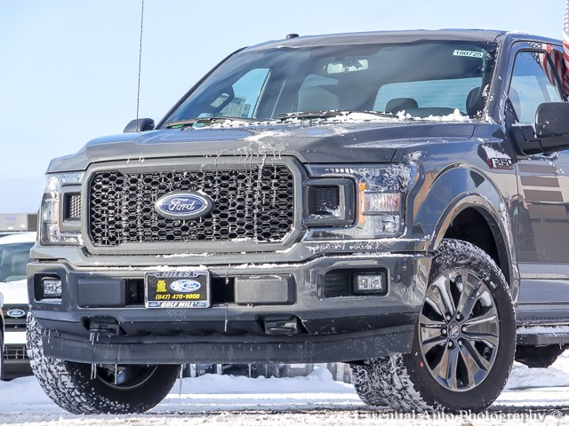2018 F-150 SuperCrew Cab 4x4,  Pickup #180725 - photo 3