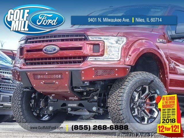 2018 F-150 SuperCrew Cab 4x4, Pickup #180771 - photo 1