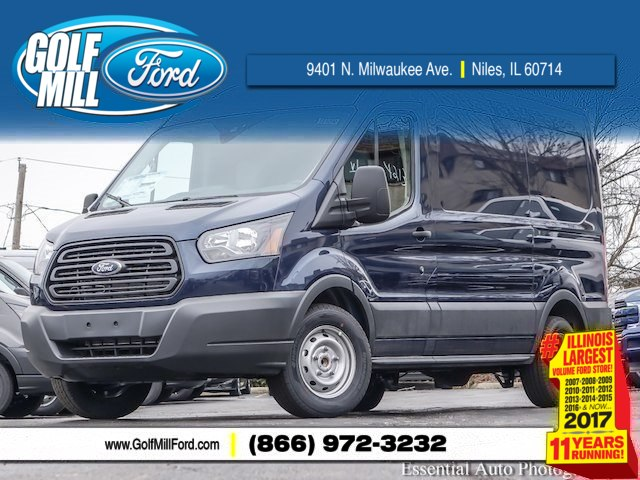 2018 Transit 150 Med Roof 4x2,  Empty Cargo Van #181096 - photo 1
