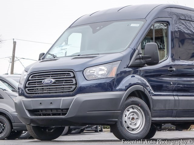 2018 Transit 150 Med Roof 4x2,  Empty Cargo Van #181096 - photo 3