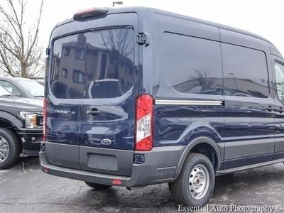 2018 Transit 150 Med Roof 4x2,  Empty Cargo Van #181096 - photo 7