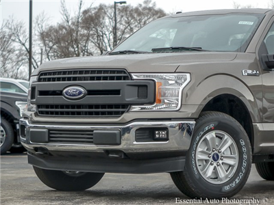 2018 F-150 Super Cab 4x4,  Pickup #181291 - photo 3