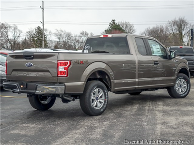 2018 F-150 Super Cab 4x4,  Pickup #181291 - photo 2