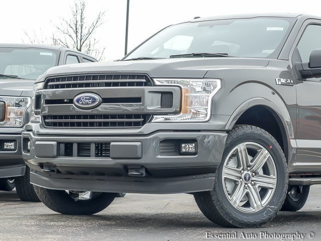 2018 F-150 SuperCrew Cab 4x4,  Pickup #181391 - photo 3