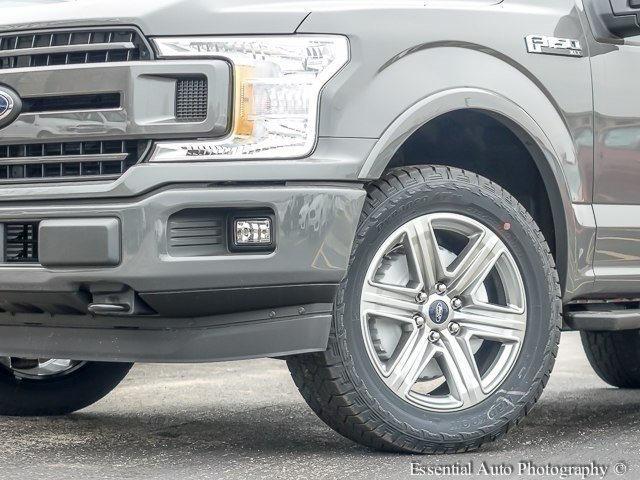 2018 F-150 SuperCrew Cab 4x4,  Pickup #181391 - photo 4