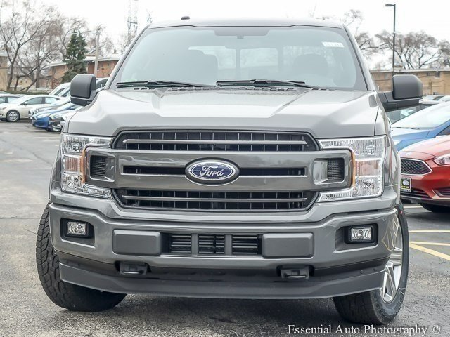 2018 F-150 SuperCrew Cab 4x4,  Pickup #181391 - photo 5