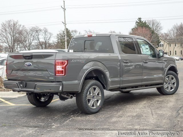 2018 F-150 SuperCrew Cab 4x4,  Pickup #181391 - photo 2