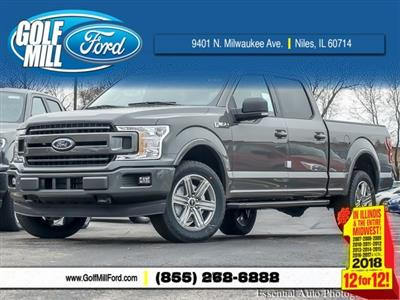 2018 F-150 SuperCrew Cab 4x4,  Pickup #181391 - photo 1