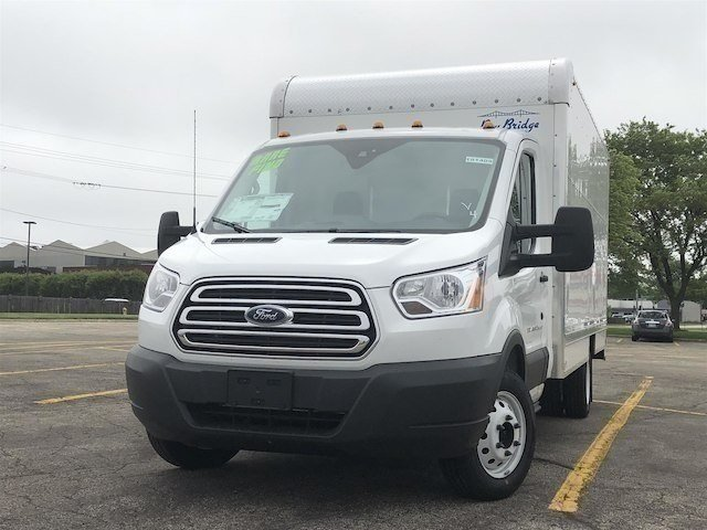 2018 Transit 350 HD DRW 4x2,  Bay Bridge Cutaway Van #181409 - photo 3
