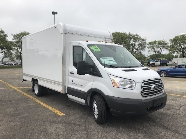 2018 Transit 350 HD DRW 4x2,  Bay Bridge Cutaway Van #181409 - photo 5