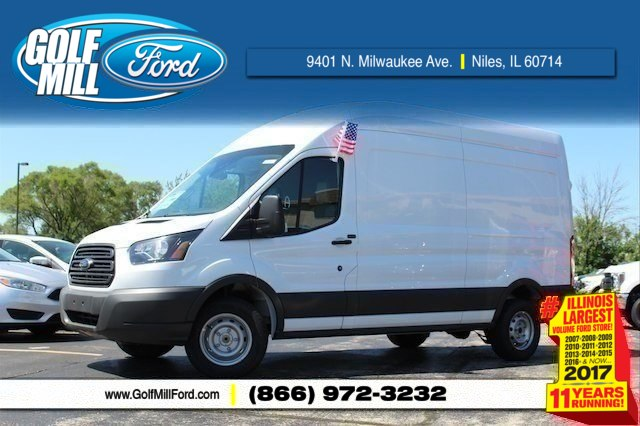 2018 Transit 250 High Roof 4x2,  Empty Cargo Van #181410 - photo 1
