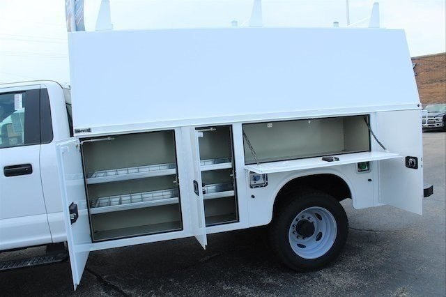 2018 F-450 Regular Cab DRW 4x2,  Knapheide Service Body #181414 - photo 4