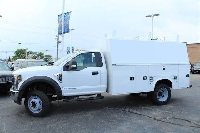 2018 F-450 Regular Cab DRW 4x2,  Knapheide Service Body #181414 - photo 6