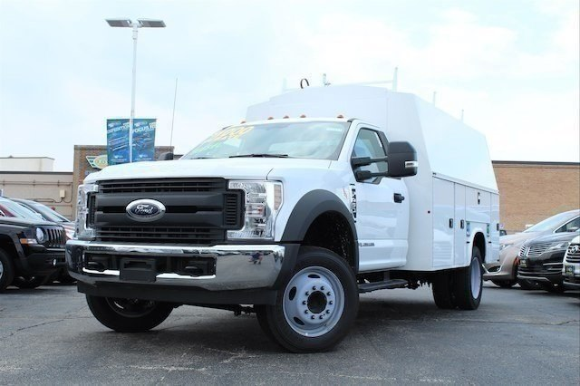2018 F-450 Regular Cab DRW 4x2,  Knapheide Service Body #181414 - photo 17