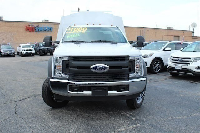 2018 F-450 Regular Cab DRW 4x2,  Knapheide Service Body #181414 - photo 3